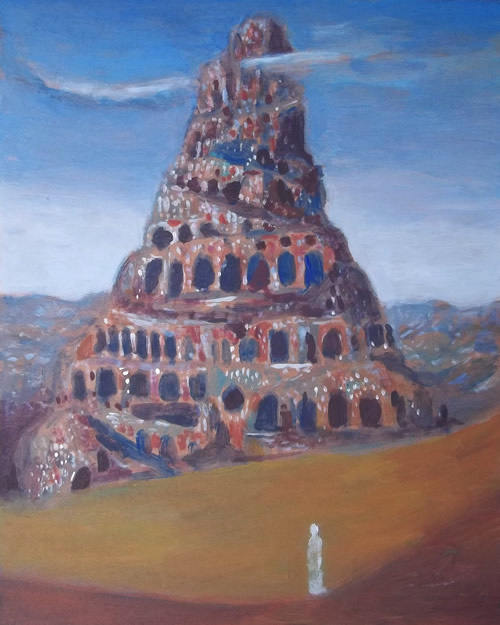 The Ruins of Babel by William T. Ayton