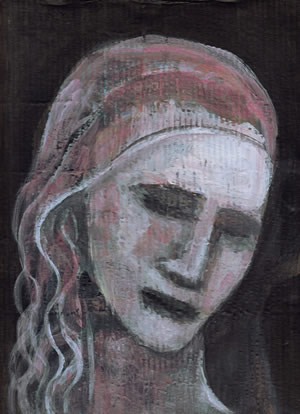 Sorrow/Head for a Pietà by William T. Ayton