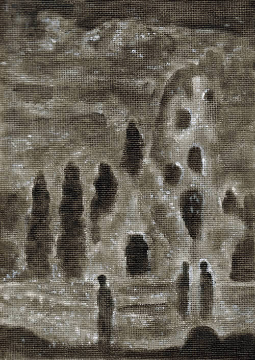 Spectres by William T. Ayton