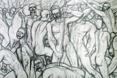 The Warriors, sketch